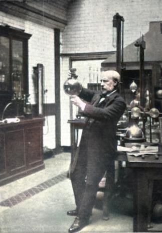 Sir James Dewar (1842-1923)