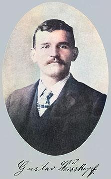 Gustave Whitehead (1874 - 1924)