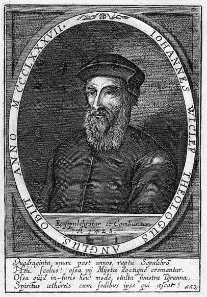 John Wycliffe (c. 1320 - 1384)