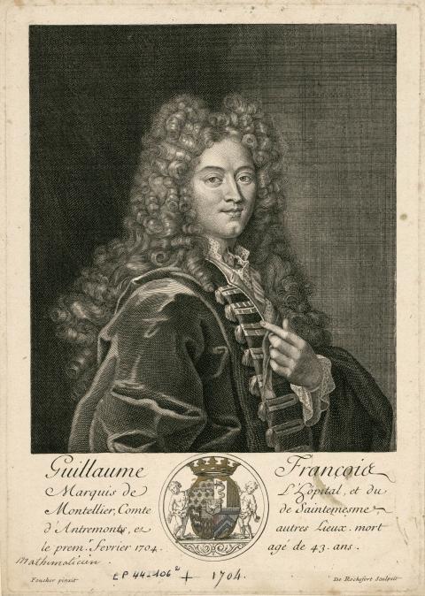 Guillaume de l'Hôpital (1661 - 1704)