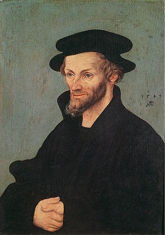 Philipp Melanchton (1497 - 1560)
