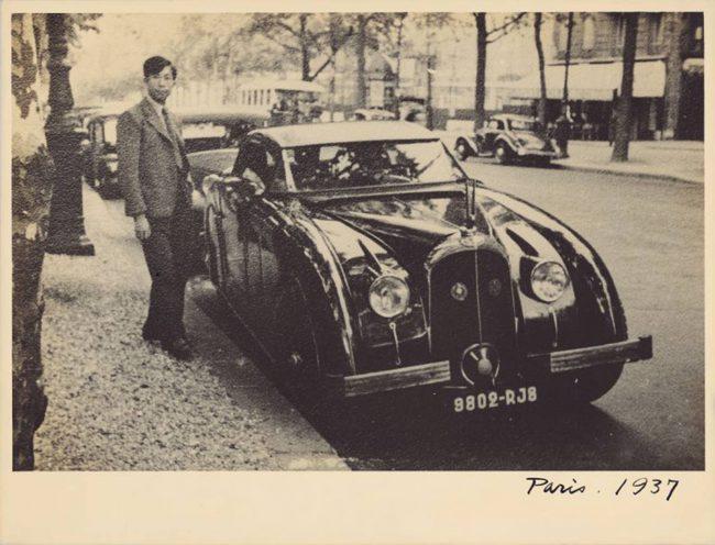 """Voisin C28 """"Aerosport"""", 1937"""