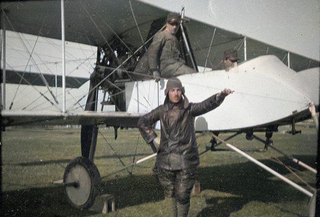 Voisin LA (1914)