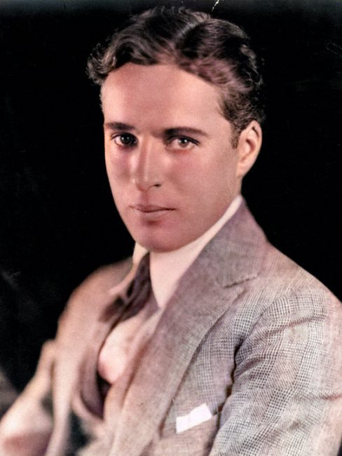 Charlie Chaplin (1889-1971)
