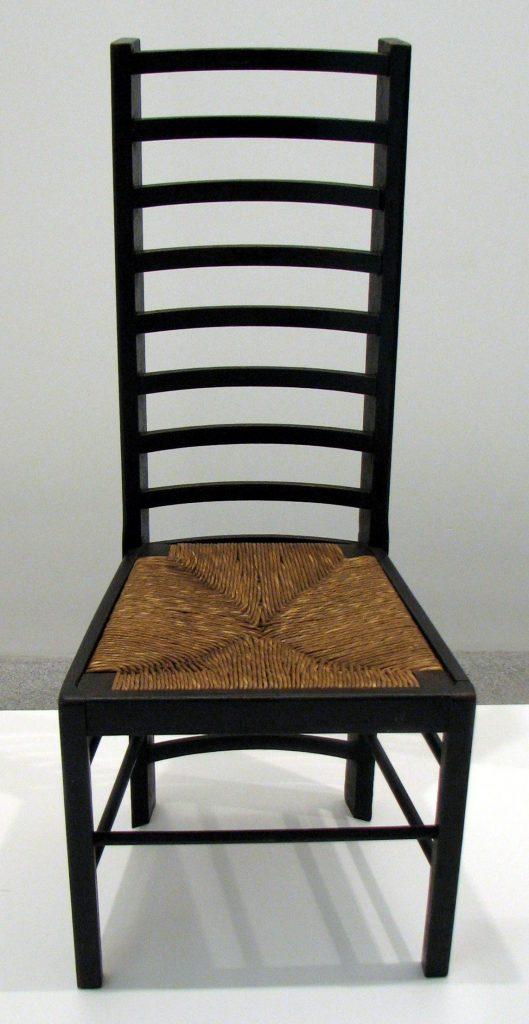 Charles Rennie Mackintosh - Chair - 1903